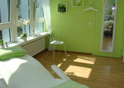Kosmetikraum, Zentrum für Wohlbefinden, Baden