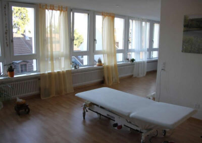 Raum von Ursula Schlegel, Zentrum für Wohlbefinden, Baden